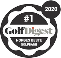 Norges beste golfbane