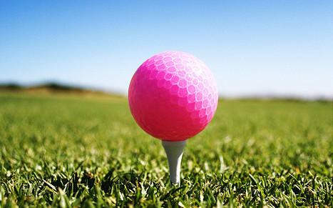 Rosa golfball